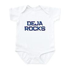 deja rocks Infant Bodysuit