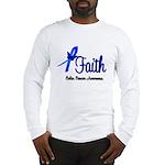 Colon Cancer Faith Long Sleeve T-Shirt