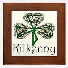 Kilkenny Shamrock Framed Tile