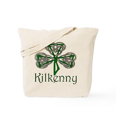 Kilkenny Shamrock Tote Bag