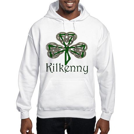 Kilkenny Shamrock Hooded Sweatshirt