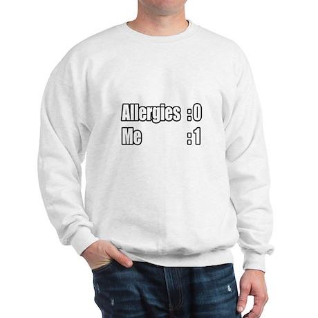 """I'm Beating My Allergies"" Sweatshirt"