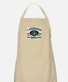 I survived the Market Crash 2009 BBQ Apron
