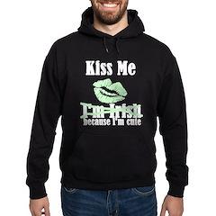 Kiss Me Hoodie