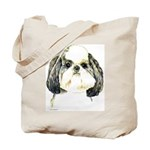 Shih Tzu Puppy Cut Tote Bag