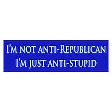 Anti-Republican Bumper Bumper Bumper Sticker