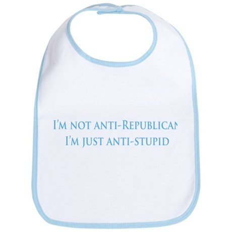 Anti-Republican Bib