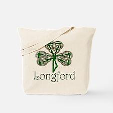Longford Shamrock Tote Bag