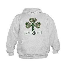 Longford Shamrock Hoodie