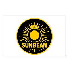 Sunbeam Postcards (Package of 8)