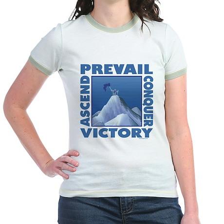 Mountain Climbing Jr. Ringer T-Shirt