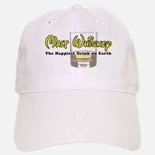 Malt Whiskey Baseball Baseball Cap