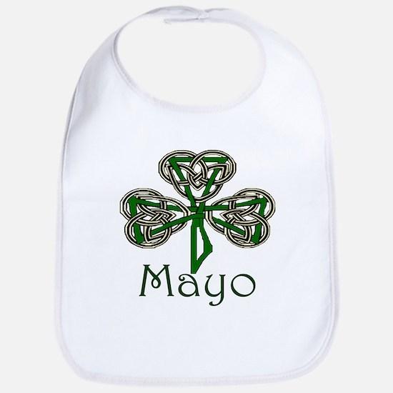 Mayo Shamrock Bib