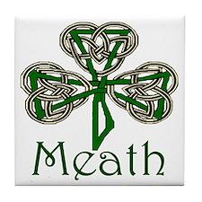 Meath Shamrock Tile Coaster