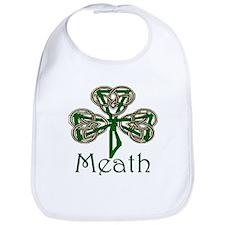 Meath Shamrock Bib