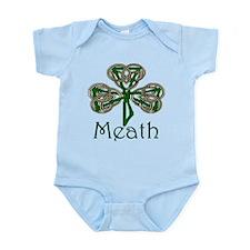 Meath Shamrock Infant Bodysuit