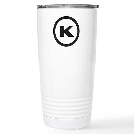 I'm Kosher Stainless Steel Travel Mug