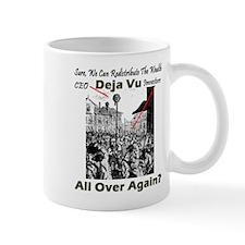 Protest CEO Greed French Rev Mug