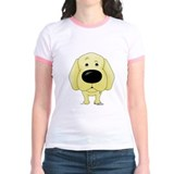 Funny dogs Jr. Ringer T-Shirt