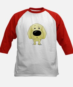 Big Nose/Butt Yellow Lab Tee