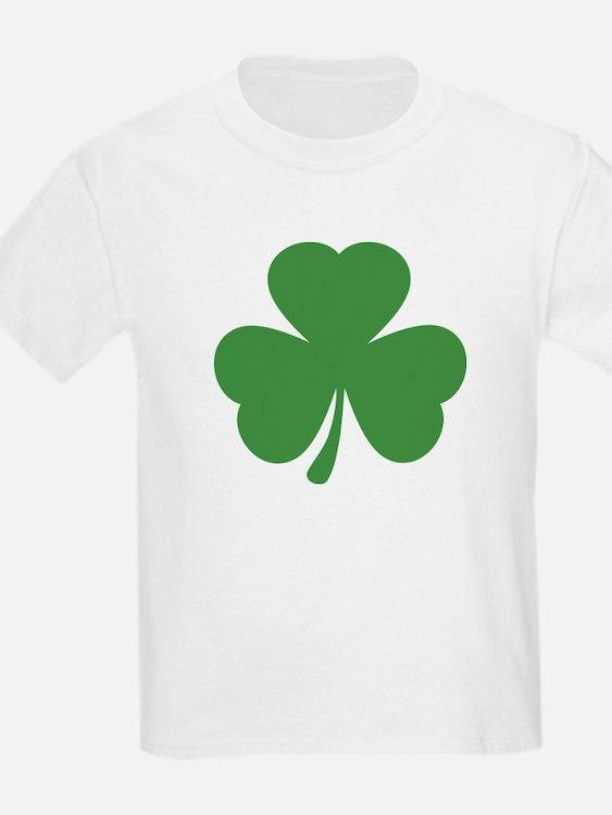 green shamrock irish T-Shirt