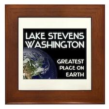 lake stevens washington - greatest place on earth