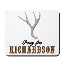 Pray for Richardson Mousepad
