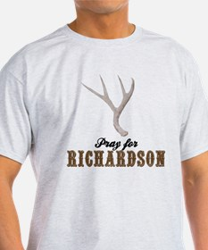 Pray for Richardson T-Shirt