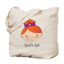 God's Gal Carry All Bag (red head)