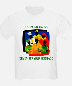 Happy Kwanzaa Kids T-Shirt