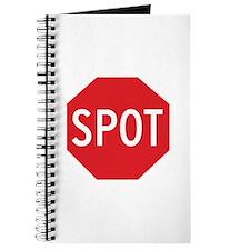 """""""spot"""" Journal"""