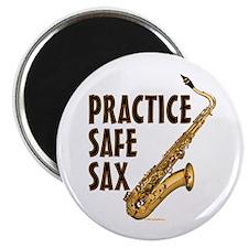 Practice Safe Sax - Tenor Magnet