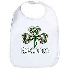 Roscommon Shamrock Bib