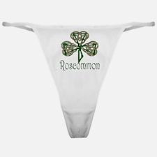 Roscommon Shamrock Classic Thong