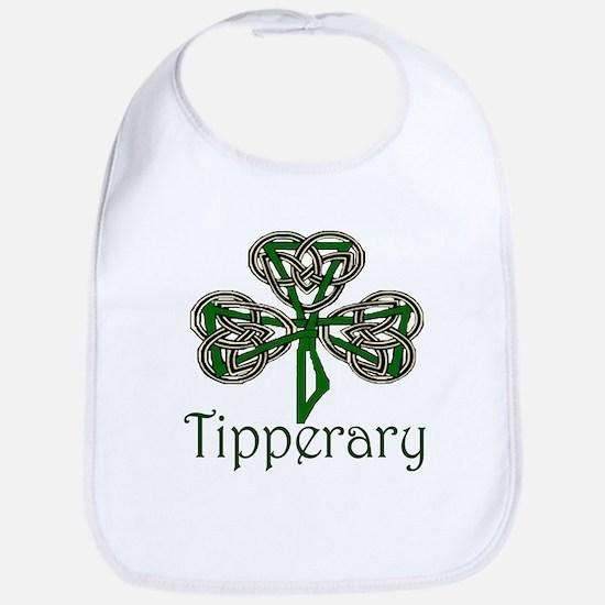 Tipperary Shamrock Bib