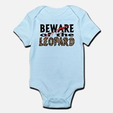 Beware the Leopard! Infant Creeper