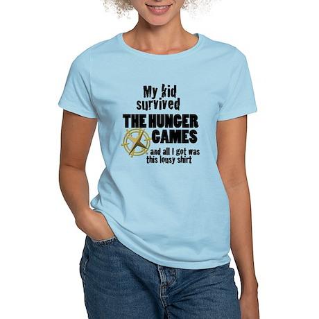 Kid - Hunger Games Women's Light T-Shirt