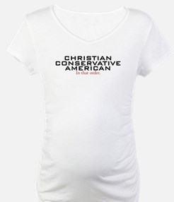 Christian Conservative American Shirt