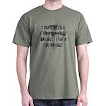 God Bailout Dark T-Shirt