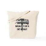 God Bailout Tote Bag