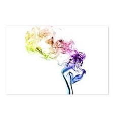 Smoke Postcards (Package of 8)