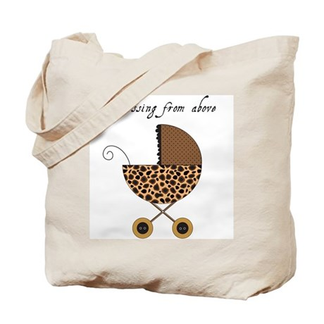 Blessing From Above Carry All Bag (leopard)