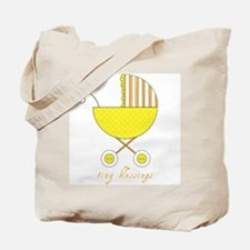 Tiny Blessings Carry All Bag (yellow)