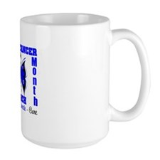 Colon Cancer Month Mug