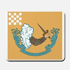 Revolutionary War Battle Flag Mousepad