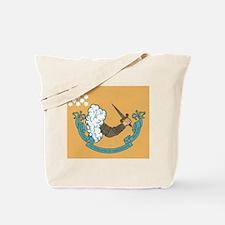 Revolutionary War Battle Flag Tote Bag