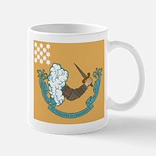 Revolutionary War Battle Flag Mug