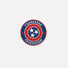 Tennessee Masons Mini Button
