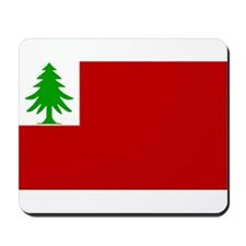 New England Flag Mousepad