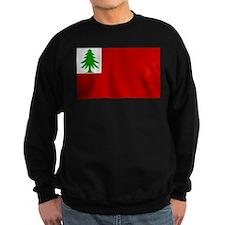 New England Flag Sweatshirt